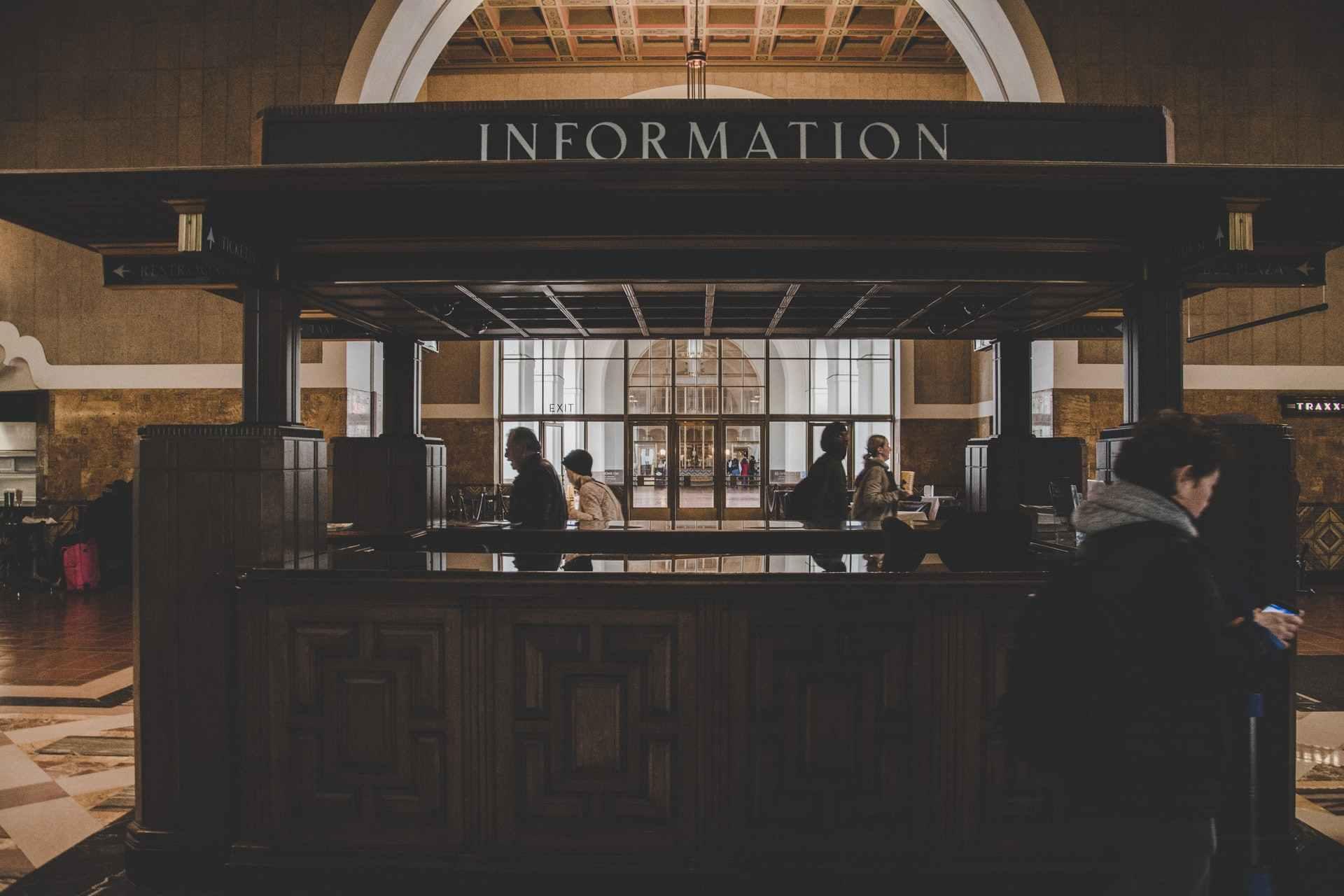InformationDesk